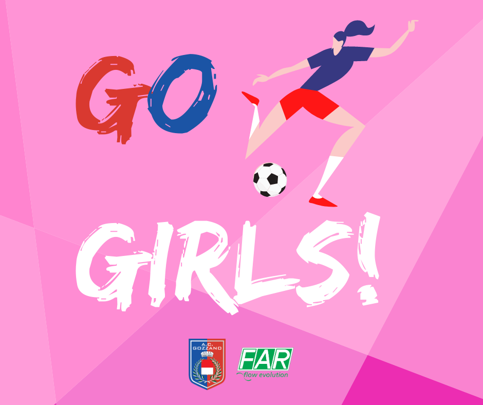 GO GIRLS!